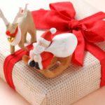 子供へのクリスマスプレゼント