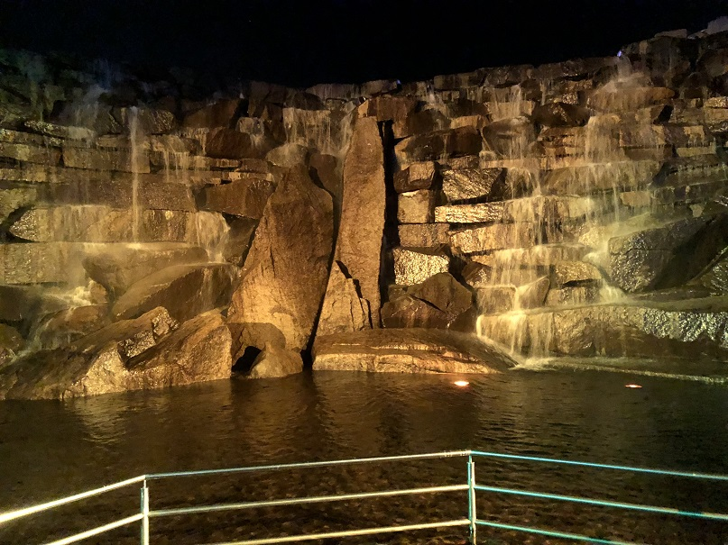 まんのう公園 昇竜の滝